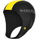 Head Neo Badehætte gul/sort